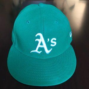 New Era Oakland Athletics A's Friday Edition 6 7/8